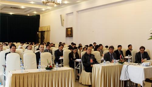 Hội thảo thu hút được sự quan tâm rất lớn của các luật sư đến từ các văn phòng luật trên địa bàn Thủ đô