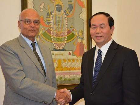 Mở rộng hợp tác an ninh giữa Việt Nam và Ấn Độ