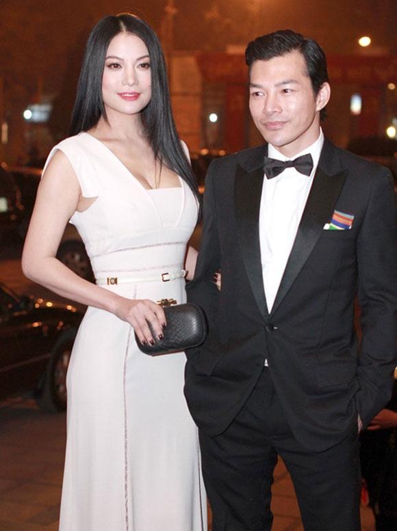 Trương Ngọc Ánh - Trần Bảo Sơn trên thảm đỏ Cánh diều vàng 2014